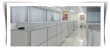 Shared office space in Delhi